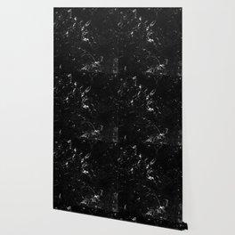 Black Marble #4 #decor #art #society6 Wallpaper