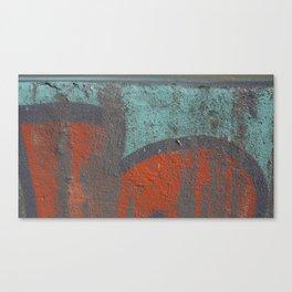 Rough Canvas Print
