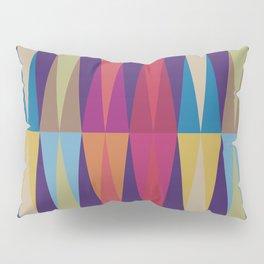 Party Argyle on Purple Pillow Sham