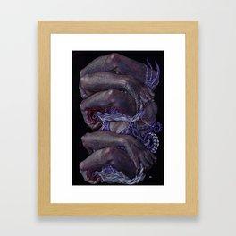 Disrobe Framed Art Print