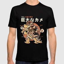 Black Bowserzilla T-shirt