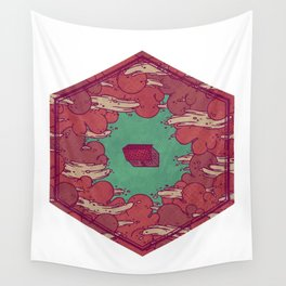 Away from Everything Wall Tapestry
