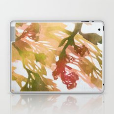 Morning Blossoms 2 - Olive Variation Laptop & iPad Skin