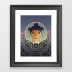 Those Who Came First Framed Art Print
