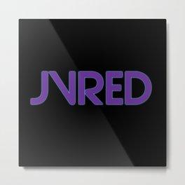 JVRED Tee Shirt Metal Print