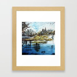 lutalica pt iv Framed Art Print