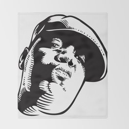Biggie Throw Blanket
