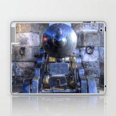 Cannon Edinburgh Castle Laptop & iPad Skin