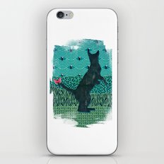 the night has a thousand eyes iPhone & iPod Skin