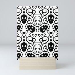 Cool Skulls Mini Art Print