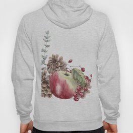 Winter Composition Hoody