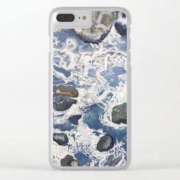 Oceane Clear iPhone Case