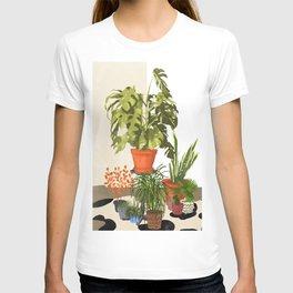 Plant Pots T-shirt