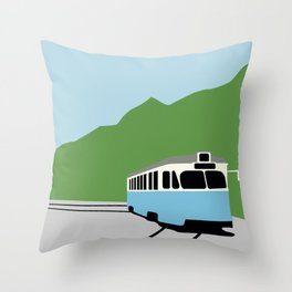 Göteborg Throw Pillow