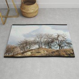 Mill Street Exit - 401 Landscape Series | Nadia Bonello Rug