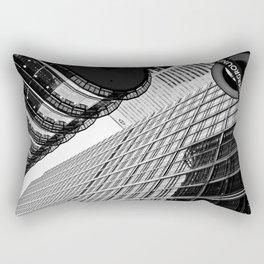 Canary Wharf  Rectangular Pillow