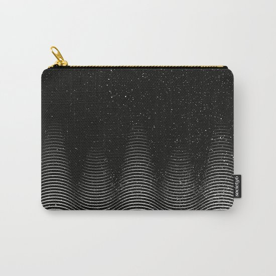 minimal & geometric no.1 Carry-All Pouch