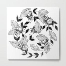 Bettles Metal Print