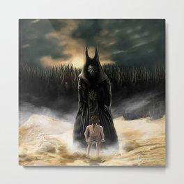 demon priest Metal Print