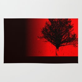 Red Maple Rug