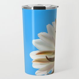 Desert Flower Travel Mug