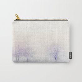 Foggy landscape Carry-All Pouch