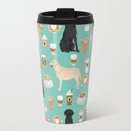 Labrador retriever gifts for lab owners golden retriever chocolate lab black lab dog breeds Travel Mug
