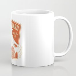 Skateboard Society Coffee Mug