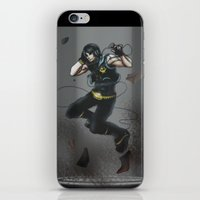 vocaloid iPhone & iPod Skins featuring VOCALOID Cole by Witchy