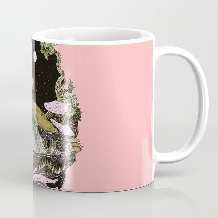 narute pink back Coffee Mug