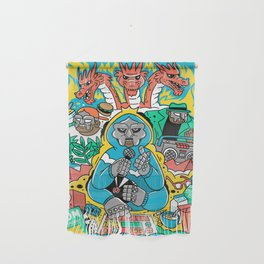 MF DOOM & Friends Wall Hanging