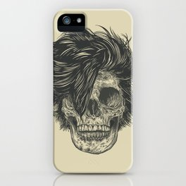 Dead Duran iPhone Case