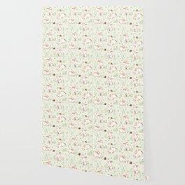 Blossom Bunny Wallpaper