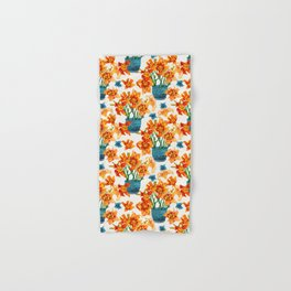 Lily Blossom Hand & Bath Towel