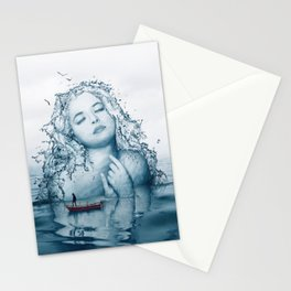 Spirit of the Ocean Stationery Cards