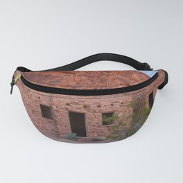 CCC Cabins-1, Valley of Fire State Park, Nevada Fanny Pack