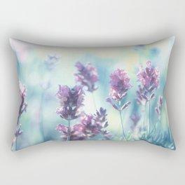 Lavender Summerdreams Rectangular Pillow