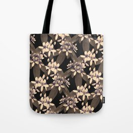 Galphimia in River Rock Tote Bag