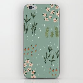 Little Fields iPhone Skin