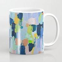marine Mugs featuring Marine Arietta by Ann Marie Coolick
