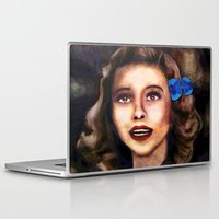 dorothy Laptop & iPad Skins featuring Dorothy by Amanda Lee