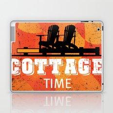 Cottage Time Laptop & iPad Skin