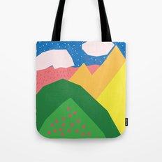 Them Rolling Hills Tote Bag