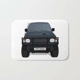 Off - Road Truck Bath Mat