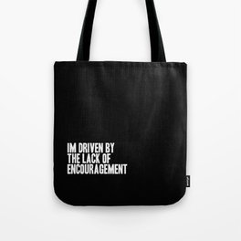 Driven Tote Bag
