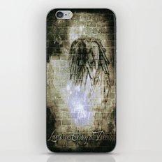 Broken Spirit iPhone & iPod Skin