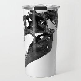 Tyrannosaurus Rex Skeleton Travel Mug