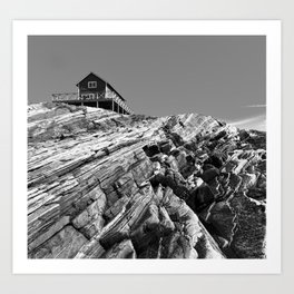 House on the Rock Art Print