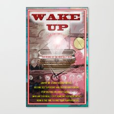 Wake Up Call Canvas Print
