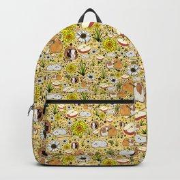 Guinea Pig Pattern Backpack